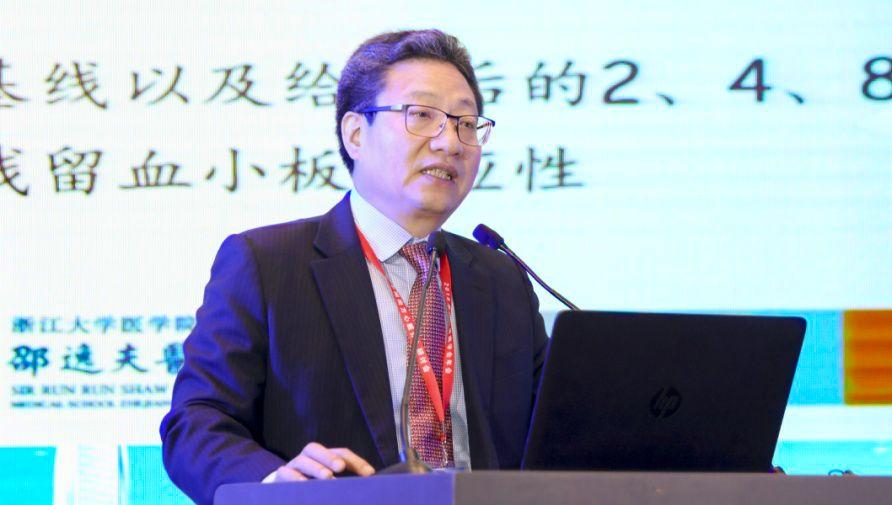 傅国胜:ACS患者围手术期抗栓治疗——抗凝还是抗血小板优选?