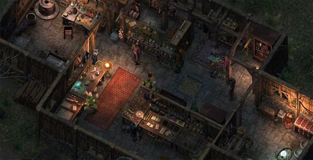 一部众筹了十万的小作品,为何会引来欧美RPG大佬们的集体关注?
