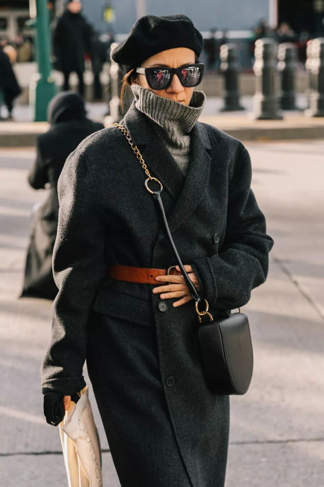 大衣里面穿什么才最有型?七种内搭套路助你时髦温暖一整个秋冬!!